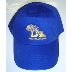 Kings Hill Baseball Cap with Logo