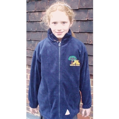 Kings Hill Fleece with Logo