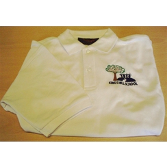 Kings Hill Clearance Polo with Logo