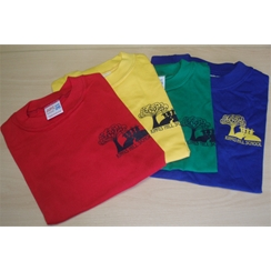 Kings Hill Clearance PE T-Shirts with Logo