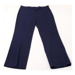 Navy Assorted Clearance Girls Senior Trousers