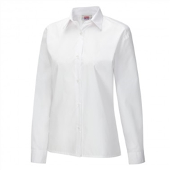 Girls Twin-Pack White Blouse