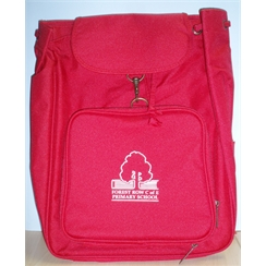Forest Row Clearance Back Pack with Logo