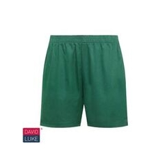 Classic Bottle Green PE Shorts