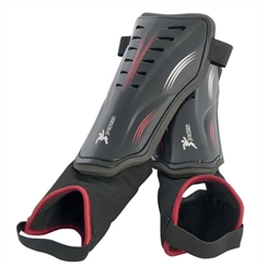 Shin Pad with Ankle Support