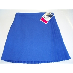 Royal Blue Games Skirt