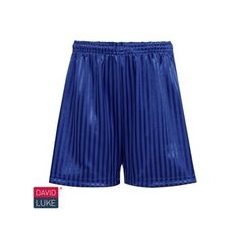 Royal Shadow Stripe Short