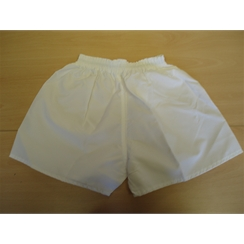 Clearance White Shorts